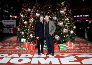 Will Ferrell and John Lithgow Daddy's Home 2 London Premiere