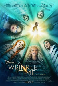 A Wrinkle in Time Official Movie Poster