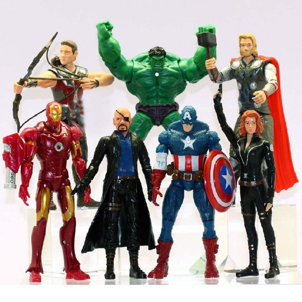 avengers movie collectibles