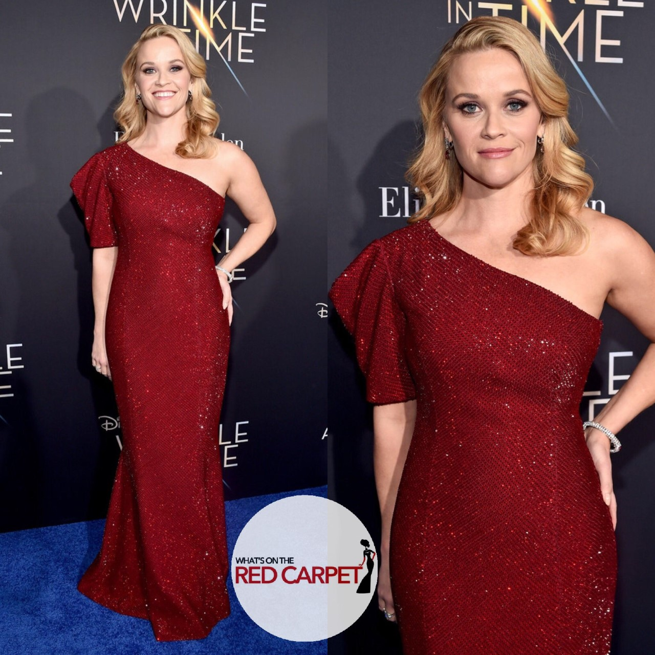 Reese Witherspoon Micheal kors a wrinkle in time Los Angeles premiere fashion style
