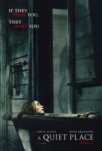 A Quiet Place Official Movie Poster