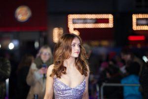 Ready Player One European Premiere London Olivia Cooke