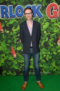 Stephen Merchant attends Sherlock Gnomes Family Gala Screening in London
