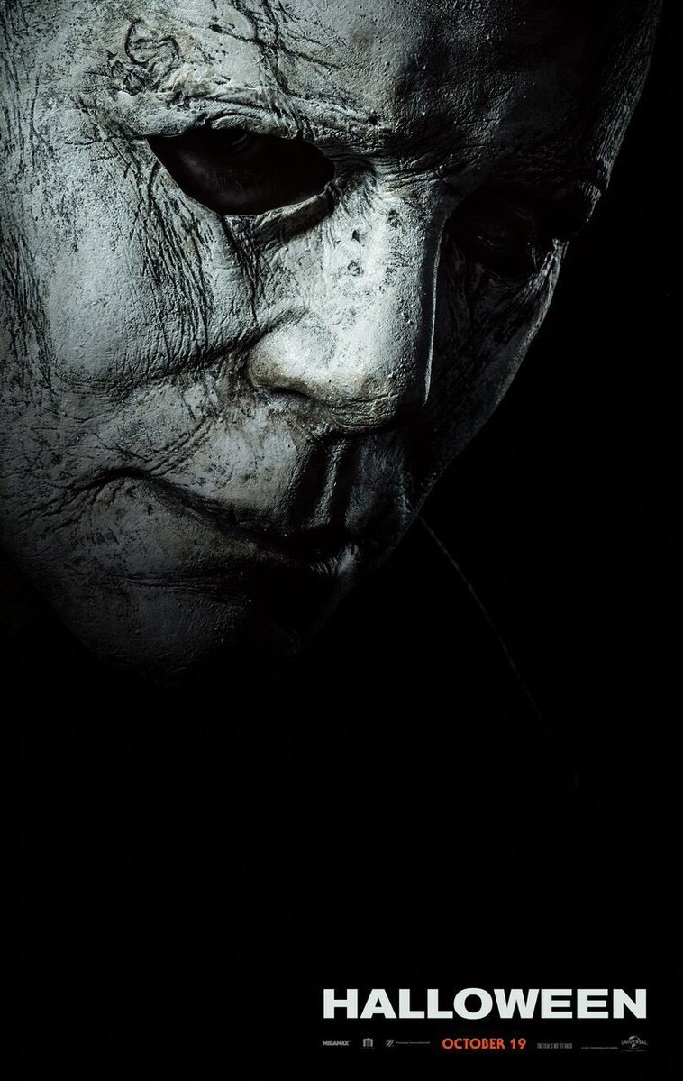 Halloween Official Movie Poster 2018