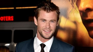 Actor, Chris Hemsworth