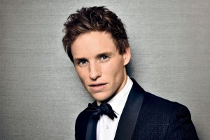 Actor, Eddie Redmayne