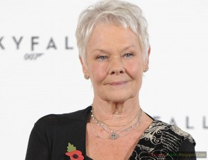 Actress, Judi Dench