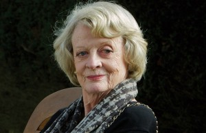 Actress, Maggie Smith