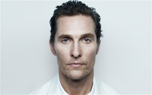 Actor, Matthew McConaughey