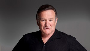 Actor and Comedian, Robin Williams