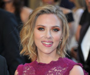 Actress, Scarlett Johannson