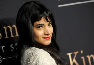 Actress, Sofia Boutella