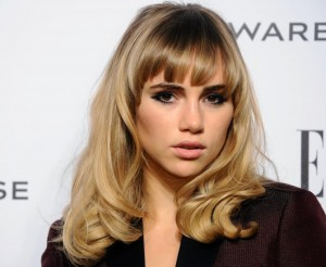 Actress, Suki Waterhouse