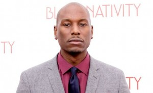 Actor, Tyrese Gibson