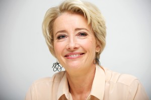 Actress, Emma Thompson