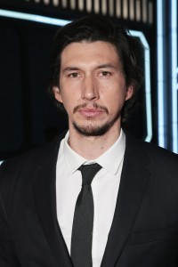 Adam Driver at the World Premiere of Star Wars: The Force Awakens held at TCL Chinese Theatre, Hollywood Blvd, Los Angeles, CA on December 14, 2015.