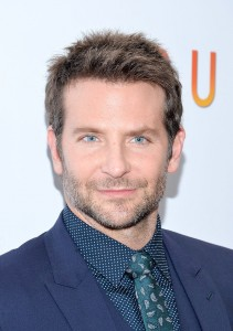 Bradley Cooper attends the New York film premiere of Burnt held at the Musuem of Modern Art, NYC on October 20, 2015.