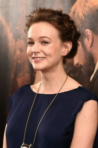 Carey Mulligan at the New York premiere of Far from the Madding Crowd on April 27, 2015.
