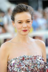 Carey Mulligan attends the U.K. film premiere of Far from the Madding Crowd held at Odeon, Kensington, London on April 15, 2015.