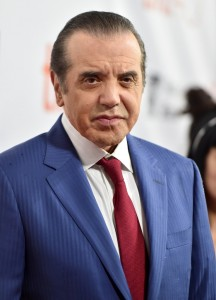 Chazz Palminteri attends the Canadian film premiere of Legend during 2015 Toronto International Film Festival on September 12, 2015.