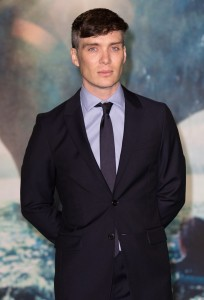 Cillian Murphy attends the European premiere of In the Heart of the Sea held at Empire Cinema, Leicester Square, London on December 2, 2015.