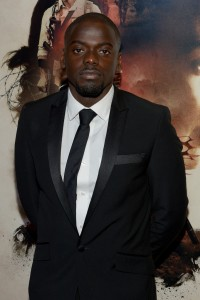 Daniel Kaluuya attends the New York film premiere of Sicario held at the Museum of Modern Art, NYC on September 14, 2015.