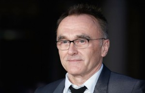 Danny Boyle attends the U.K. film premiere of Steve Jobs held at Empire Cinema, Leicester Square, London on October 18, 2015.