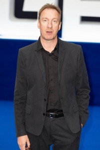 David Thewlis attends the U.K. film premiere of Legend held at Odeon cinema, Leicester Square, London on September 3, 2015.