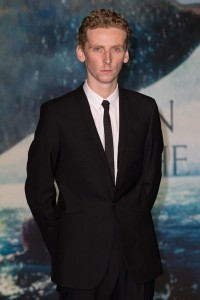 Edward Ashley attends the European premiere of In the Heart of the Sea held at Empire Cinema, Leicester Square, London on December 2, 2015.