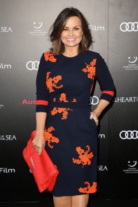Lisa Wilkinson at the Australian film premiere of In the Heart of the Sea held at Moore Park, Sydney on November 17, 2015.