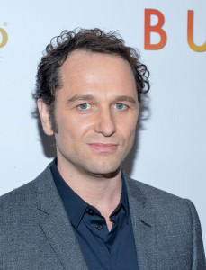 Matthew Rhys attends the New York film premiere of Burnt held at the Musuem of Modern Art, NYC on October 20, 2015.