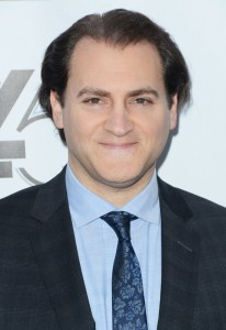 Michael Stuhlbarg attends the New York film premiere of Steve Jobs held at the Lincoln Center, NYC on October 3, 2015.