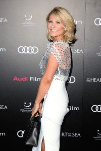 Natalie Bassingthwaighte at the Australian film premiere of In the Heart of the Sea held at Moore Park, Sydney on November 17, 2015.
