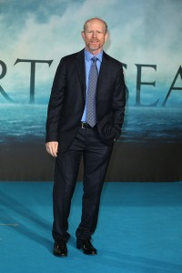 Director Ron Howard attends the European premiere of In the Heart of the Sea held at Empire Cinema, Leicester Square, London on December 2, 2015.
