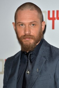 Tom Hardy attends the U.K. film premiere of Child 44 held at Vue West End, Leicester Square, London on April 16, 2015.