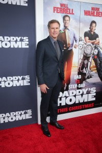 Will Ferrell attends the New York premiere of Daddy's Home on December 13, 2015.