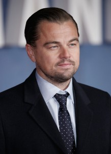Leonardo DiCaprio attends the UK premiere of The Revenant held at Empire Cinemas, Leicester Square, London on January 14, 2016.