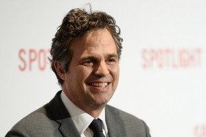 Mark Ruffalo attends the UK premiere of Spotlight held at Curzon Mayfair, London on January 20, 2016.