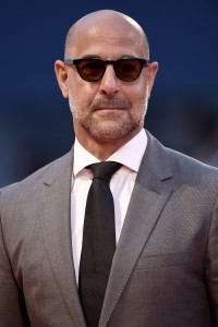 Stanley Tucci attends the Spotlight premiere during 72nd International Venice Film Festival on September 3, 2015.