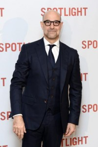 Stanley Tucci attends the UK premiere of Spotlight held at Curzon Mayfair, London on January 20, 2016.