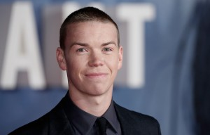 Will Poulter attends the UK premiere of The Revenant held at Empire Cinemas, Leicester Square, London on January 14, 2016.