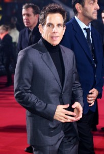 Ben Stiller attends the Berlin premiere of Zoolander No. 2 held at Cinestar Cinema, Germany on February 2, 2016.