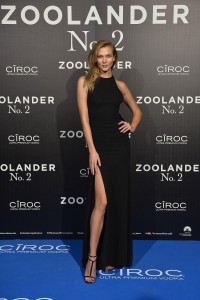 Model Karlie Kloss attends the Spain premiere of Zoolander No. 2 held at Capitol Cinema, Madrid on February 1, 2016.