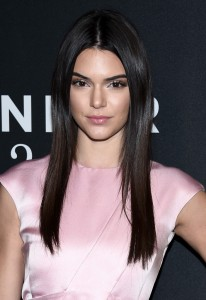 Kendall Jenner attends the Zoolander No.2 premiere in New York City.