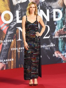 Kristen Wiig attends the Berlin premiere of Zoolander No. 2 held at Cinestar Cinema, Germany on February 2, 2016.