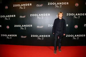 Owen Wilson attends the Rome premiere of Zoolander No. 2 held at Hotel de Russie, Italy on January 30, 2016.