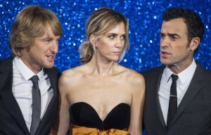 Owen Wilson, Kristen Wiig & Justin Theroux Penélope Cruz attends the European premiere of Zoolander No. 2 held at Empire Cinema, Leicester Square, London on February 4, 2016.