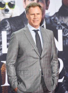Will Ferrell attends the Berlin premiere of Zoolander No. 2 held at Cinestar Cinema, Germany on February 2, 2016.