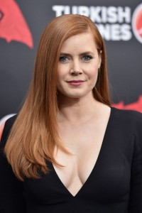 Amy Adams at the New York film premiere of Batman v Superman: Dawn of Justice held at Radio City Music Hall, NYC on March 20, 2016.