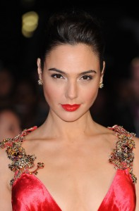 Gal Gadot attends the European film premiere of Batman v Superman: Dawn of Justice held at Empire and Odeon cinemas, Leicester Square, London, England, UK on March 22, 2016. (Red Carpet Arrivals)